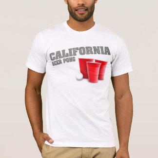 California Beer Pong T-Shirts