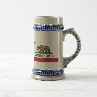 California Beer Stein