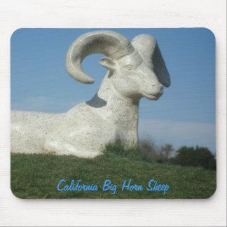 California Big Horn Sheep Mouse Pad