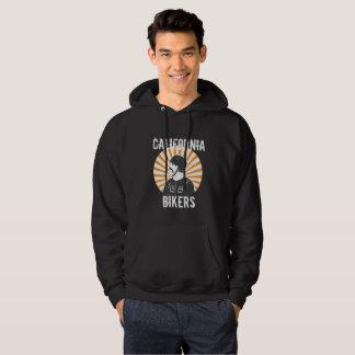 California Bikers Hooded Sweatshirt