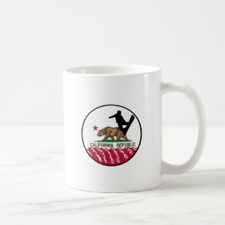 California Boarders Coffee Mug