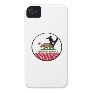 California Boarders iPhone 4 Case-Mate Case
