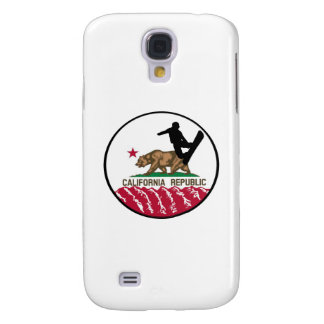 California Boarders Samsung Galaxy S4 Case
