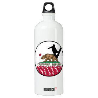California Boarders Water Bottle