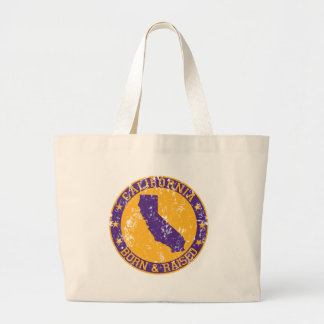 California born and raised Los Angeles Canvas Bag