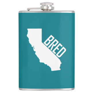 California Bred Hip Flask