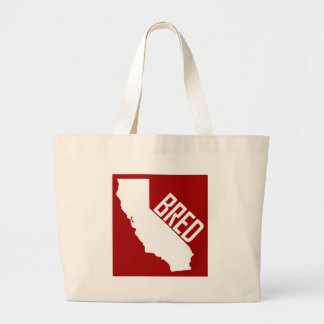 California Bred Large Tote Bag