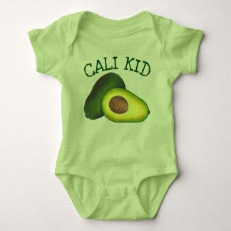 California Cali Kid Avocado Avocadoes Health Food Baby Bodysuit