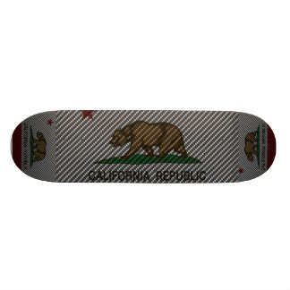 California Carbon Fiber 21.6 Cm Old School Skateboard Deck
