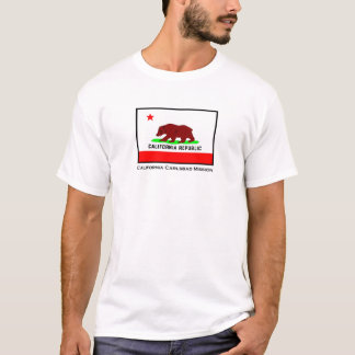 California Carlsbad LDS Mission T-Shirt