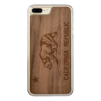 California Carved iPhone 7 Plus Case