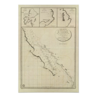 California coasts poster