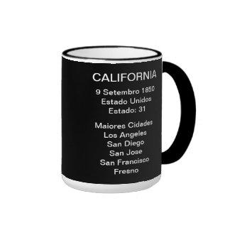 California* Coffee Mug