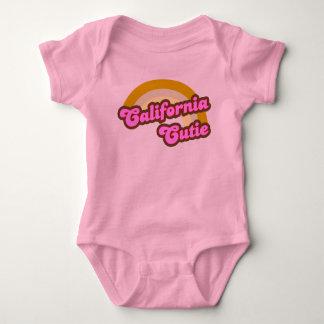 California Cutie Baby Bodysuit