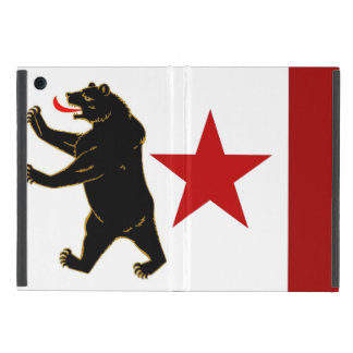California Decleration Historical Flag iPad Case