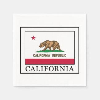 California Disposable Serviette
