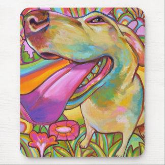 California Dreamin' Dog Daze of Summer! Mouse Pad