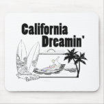 California Dreamin' Mousepad