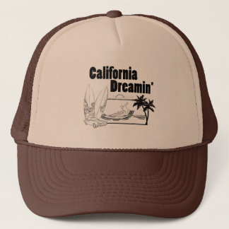 California Dreamin' Trucker Hat