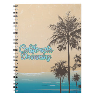 California Dreaming Notebook