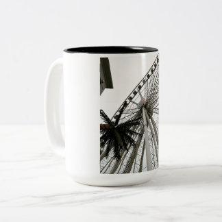 California Dreaming Two-Tone Coffee Mug