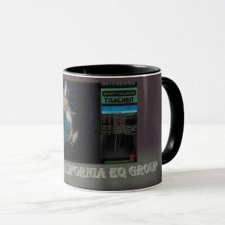 California Earthquake Group Mug