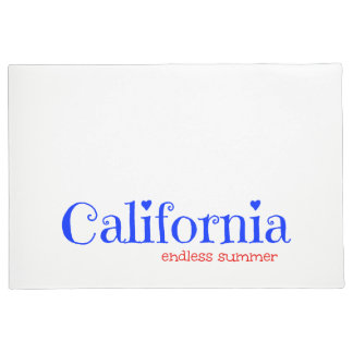 California Endless Summer Doormat