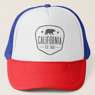 CALIFORNIA EST. 1850 TRUCKER HAT
