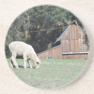 California Farm Beverage Coaster