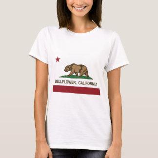 california flag bellflower T-Shirt