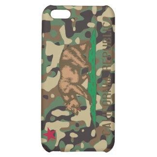 California Flag  Camouflage  Camo iPhone 5C Case
