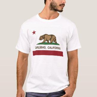 california flag carlsbad T-Shirt