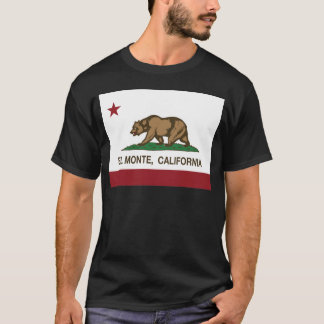 california flag el monte T-Shirt