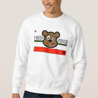 California Flag (High Vibes) Crew Neck Sweatshirt