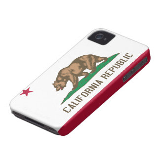 California Flag iPhone 4 Case