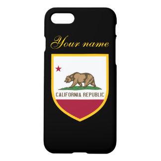 California Flag iPhone 7 Case