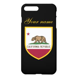California Flag iPhone 7 Plus Case