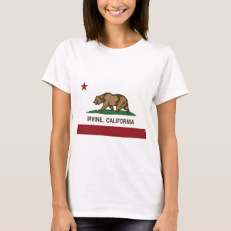 california flag irvine T-Shirt