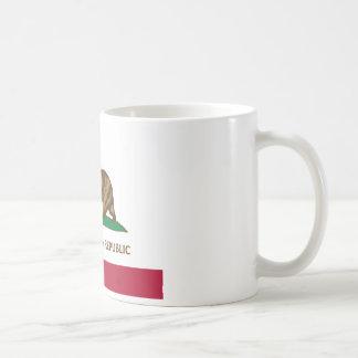 California Flag Kale Version (Kale-ifornia) Coffee Mug