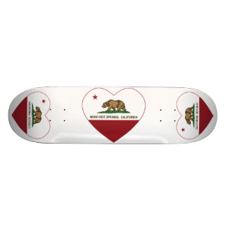 california flag mono hot springs heart skateboards