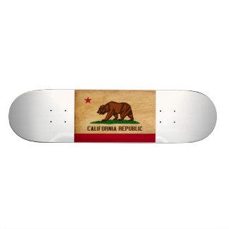 California Flag Skateboard