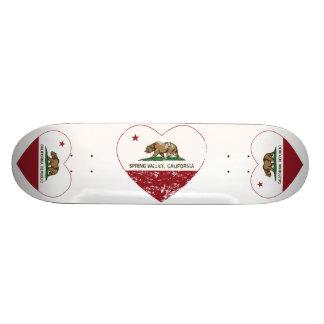 california flag spring valley heart distressed skate decks