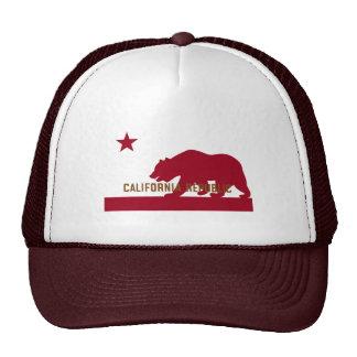 California Flag T-Shirt - Big Bear Variant Cap