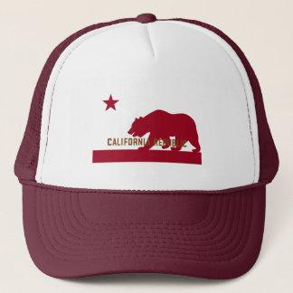 California Flag T-Shirt - Big Bear Variant Trucker Hat