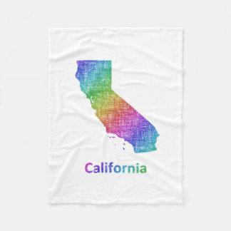 California Fleece Blanket