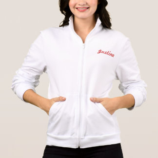 California Fleece Zip Jacket