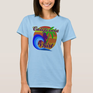 California Girl Baby Doll Shirt