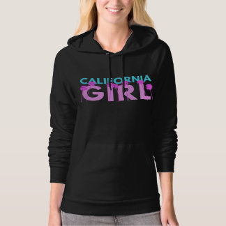 California Girl dark Hoodie