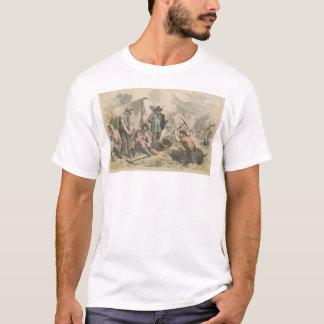 California Gold Diggers (2525A) T-Shirt
