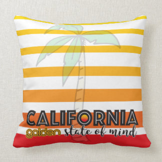 California Golden state of mind Cushion